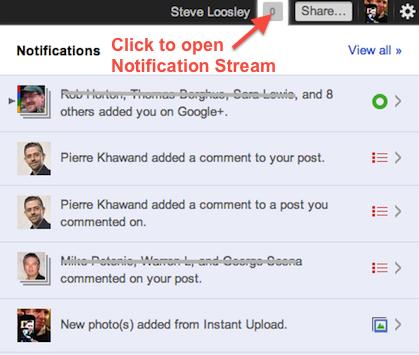 g notifications 4
