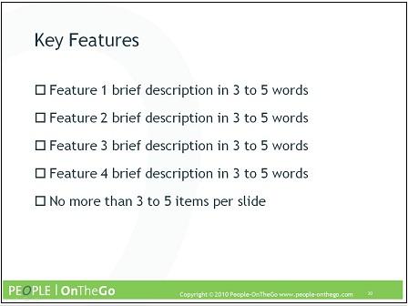 PowerPoint Slide Improved