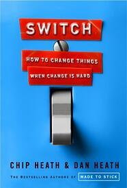 Switch Book ChipHeath DanHeath People OnTheGo