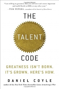 The Talent Code  Greatness Isn%27t Born. It%27s Grown. Here%27s How