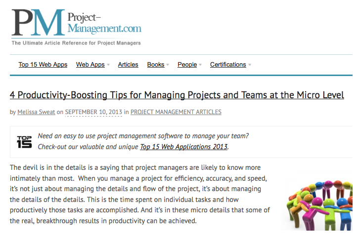 Project Management GuestBlog People OnTheGo