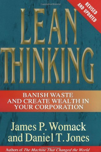 lean thinking book