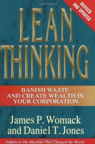 lean thinking book